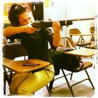 Photo taken at West Side Rifle & Pistol Range by Jennifer B. on 11/4/2011