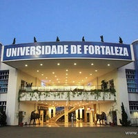 Photo taken at UNIFOR - Universidade de Fortaleza by Edgard G. on 2/4/2011