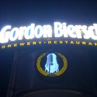 Photo taken at Gordon Biersch Brewery Restaurant by H Alexander S. on 8/13/2011