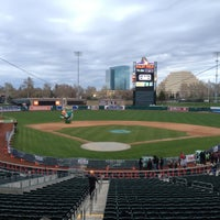 Photo taken at Raley Field by Casey G. on 3/11/2012