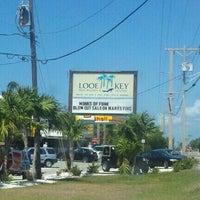 Photo taken at Looe Key Reef Resort and Tiki Bar by Tim W. on 5/22/2011