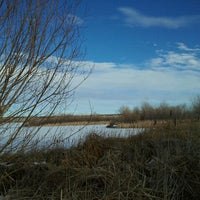Photo taken at Cherry Creek State Park by Jennifer W. on 1/14/2012