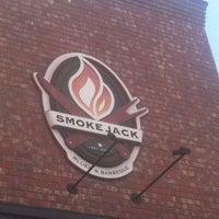 Photo taken at Smokejack BBQ by Ryan R. on 7/23/2011