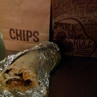Photo taken at Chipotle Mexican Grill by Ty M. on 12/2/2011