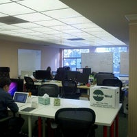 Photo taken at GREE Intl Temporary Office by Richard D. on 1/12/2012