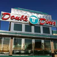 Photo taken at Double T Diner by Jen W. on 11/6/2011