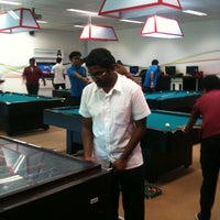 Photo taken at Student Recreational Lounge by Afif M. on 12/6/2011