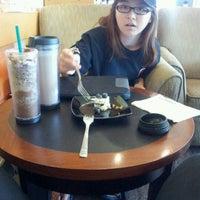 Photo taken at Starbucks by Jasmine H. on 2/13/2012