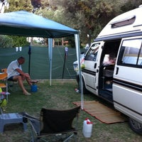 Photo taken at Camping La spaggia by Kathryn C. on 8/6/2011
