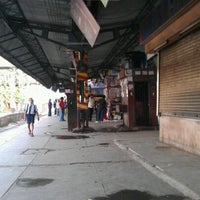 Photo taken at Chembur Railway Station by Ronak S. on 6/25/2012