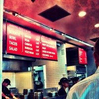 Photo taken at Chipotle Mexican Grill by Zak K. on 4/12/2012