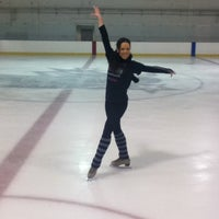 Photo taken at Las Vegas Ice Center by Kathryn V. on 12/8/2011