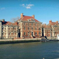 Photo taken at Ellis Island Immigration Museum by Brenna N. on 4/2/2012