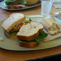 Photo taken at Panera Bread by Christopher F. on 7/4/2012