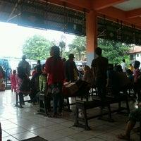 Photo taken at Terminal Kampung Rambutan by nafvina on 1/8/2012
