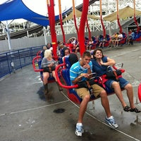 Photo taken at Windseeker by James M. on 9/3/2012