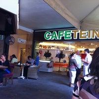 Photo taken at Cafetein by Mustafa Z. on 9/25/2011