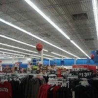Photo taken at Walmart Supercenter by Gingin &. on 3/10/2012