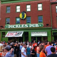 Photo taken at Pickles Pub by Robert T. on 7/27/2012