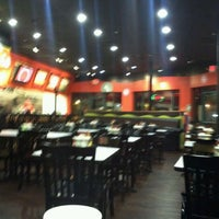 Photo taken at MOOYAH Burgers, Fries & Shakes by Tyler F. on 10/9/2011