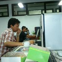 Photo taken at Fakultas Geografi by Lery P. on 1/27/2012