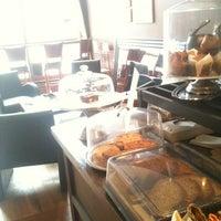 Photo taken at Redline Coffee and Espresso by Lauren S. on 3/3/2012