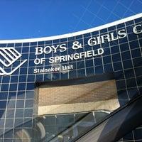 Photo taken at Boys & Girls Club by Menu417 L. on 3/9/2012