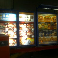Photo taken at Burger King by Diego A. on 11/7/2011
