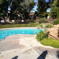 Photo taken at Paso Robles Inn by WineWalkabout with Kiwi and Koala on 8/5/2012