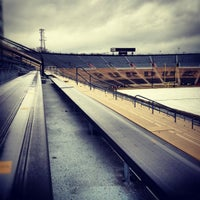 Photo taken at Ross-Ade Stadium by Brian L. on 2/22/2012