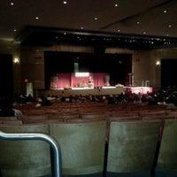 Photo taken at Kiva Auditorium by Guy M. on 9/3/2011