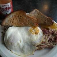 Photo taken at The Lowry Cafe by Jamie B. on 1/28/2012
