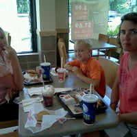 Photo taken at Wendy's by Megan on 7/3/2012