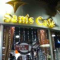 Photo taken at Sam's Café by Samantha W. on 12/7/2011