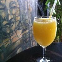 Photo taken at Afhy Tea Milk & Food by Peerasak C. on 3/11/2012