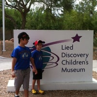 Photo taken at Lied Discovery Children's Museum by Marie S. on 8/1/2012