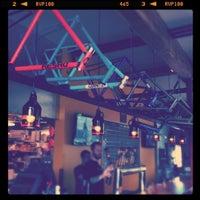 Photo taken at Hopworks BikeBar by Marya V. on 7/11/2011