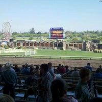 Photo taken at Big Fresno Fair by Alex O. on 10/8/2011