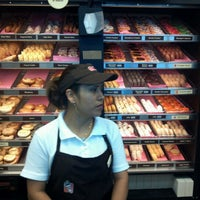 Photo taken at Dunkin' Donuts by Mark O. on 10/20/2011