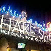 Photo taken at Shake Shack by Christianna G. on 9/25/2011
