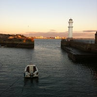 Photo taken at Newhaven Harbour by Sangeet G. on 9/14/2011