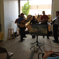 Photo taken at Convergence Zone Cellars by Natalie C. on 7/28/2012