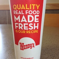 Photo taken at Wendy's by Kayla B. on 5/27/2012