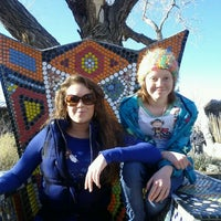 Photo taken at ABQ BioPark Zoo by Angela H. on 1/28/2012