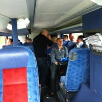 Photo taken at Truckwash Meerkerk by Rick v. on 4/22/2012