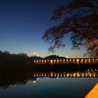 Photo taken at Falls Bridge by jaime k. on 11/12/2011