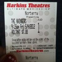 Photo taken at Harkins Theatres Norterra 14 by Karilyn K. on 5/4/2012