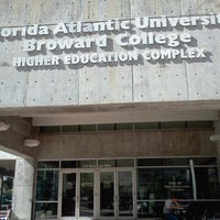 Photo taken at Broward College Downtown Campus by Carla X. on 1/5/2012