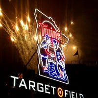 Photo taken at Target Field by Chuck F. on 7/4/2011