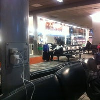 Photo taken at Gate G13 by Atley J. on 10/5/2011